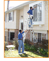 Washington DC Window Cleaning
